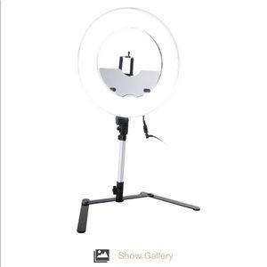 Impressions Vanity Desktop Ring Light